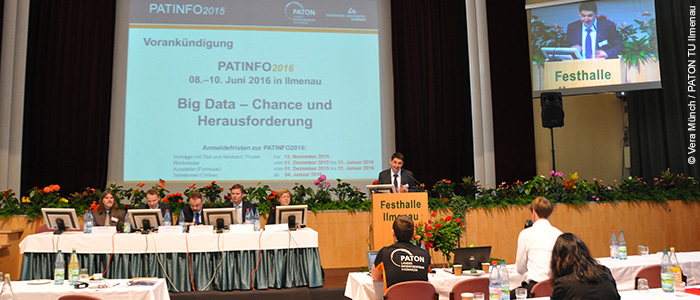 Expertenforum PATINFO2016 informiert über Patentrecht