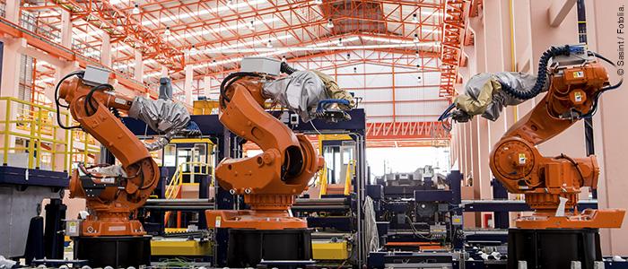 Zahlreiche Maschinenbau-Fälschungen stammen aus Deutschland