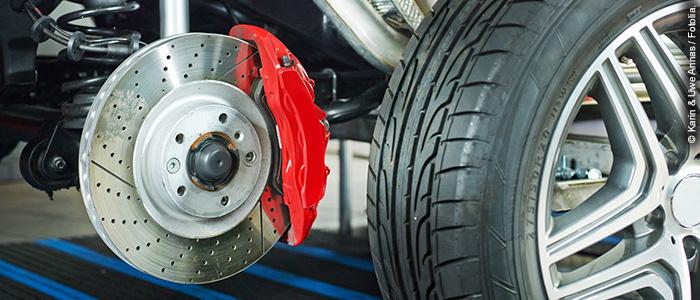 Bremsenhersteller Brembo startet Initiative gegen gefälschte Bremssättel