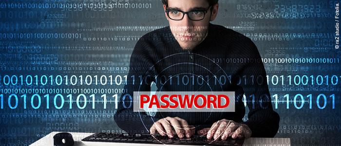 Passwörter deutscher Internet-Nutzer sind oft zu unsicher