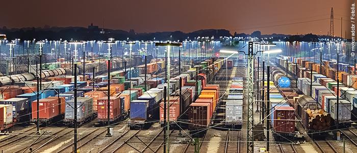 Schienenverkehr gewinnt an Bedeutung für den Transport von Fälschungen aus China in die EU