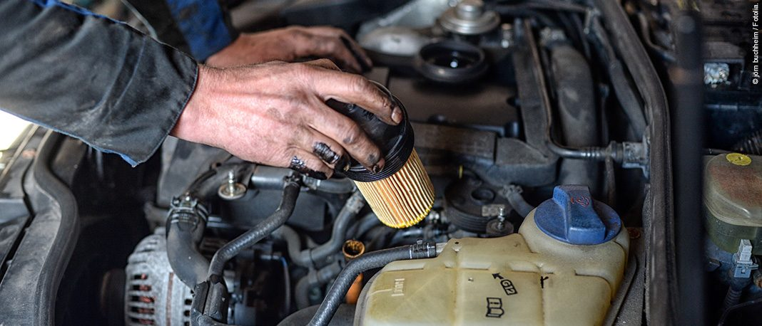 Erfolge gegen gefälschte Autoteile, Textilien und Accessoires