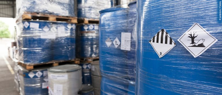 Europol-Operation beschlagnahmt tausend Tonnen Pestizid-Plagiate