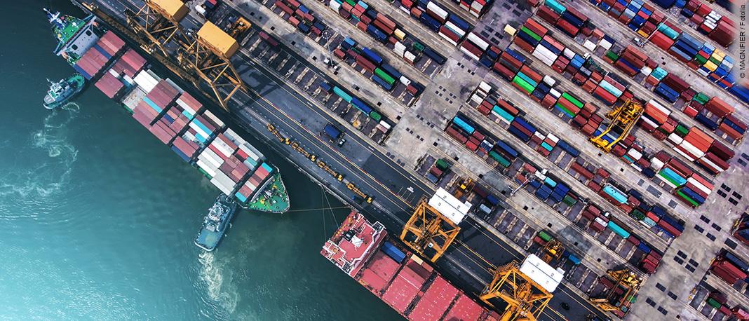 Studie Freihandelszonen fördern Fälschungshandel