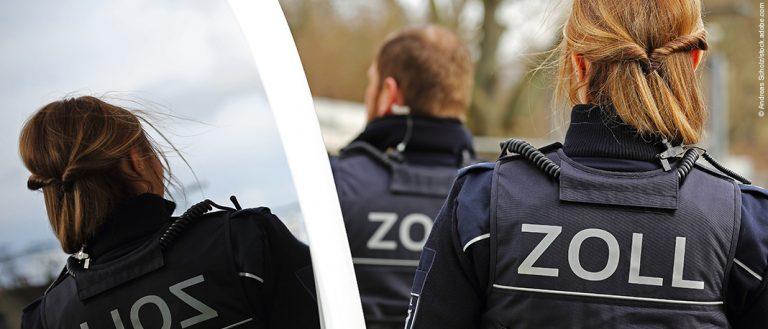 Deutscher Zoll: Beschlagnahmungswerte steigen 2020 dramatisch