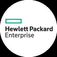 Firmenlogo von Hewlett Packard Enterprise
