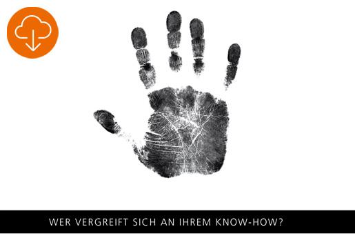 Maßnahmenkatalog Know-how-Schutz