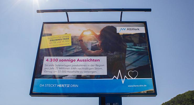 Albwerk - Imagekampagne