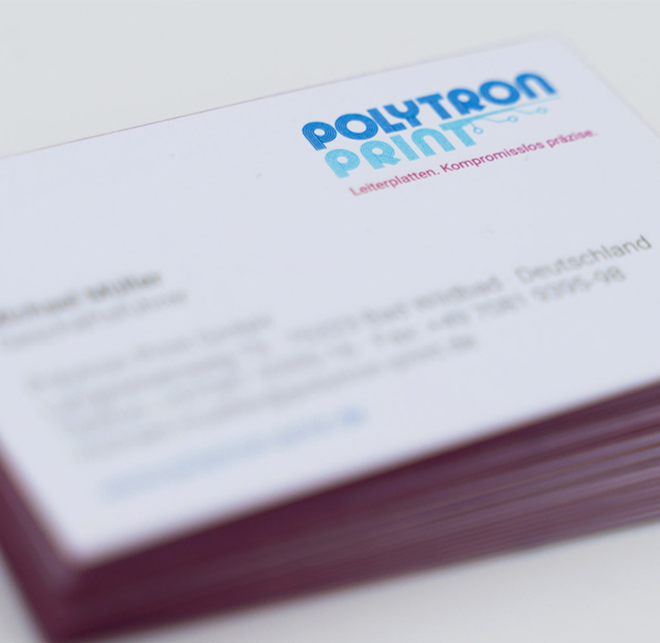 Polytron-Print - CD-Relaunch